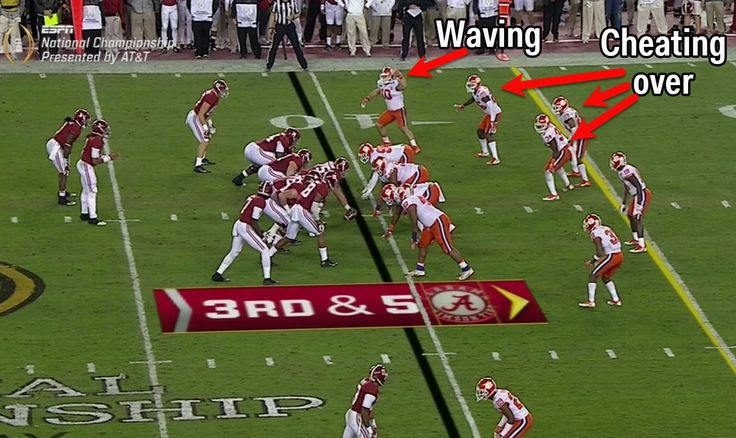 The 3 plays from the college football championship game that everybody will be talking about today