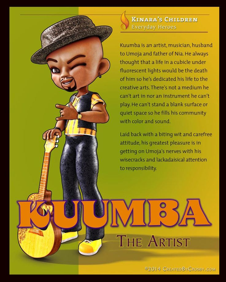 Kuumba image and bio                                                                                                                                                                                 More