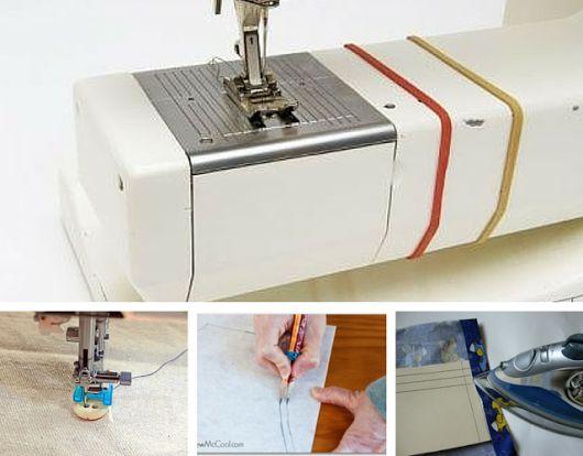 Truques e Dicas de Costura que Você Deveria Saber | Revista Artesanato
