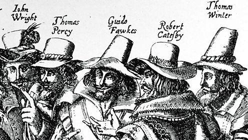 BBC - iWonder - The Gunpowder Plot: Three years in the making