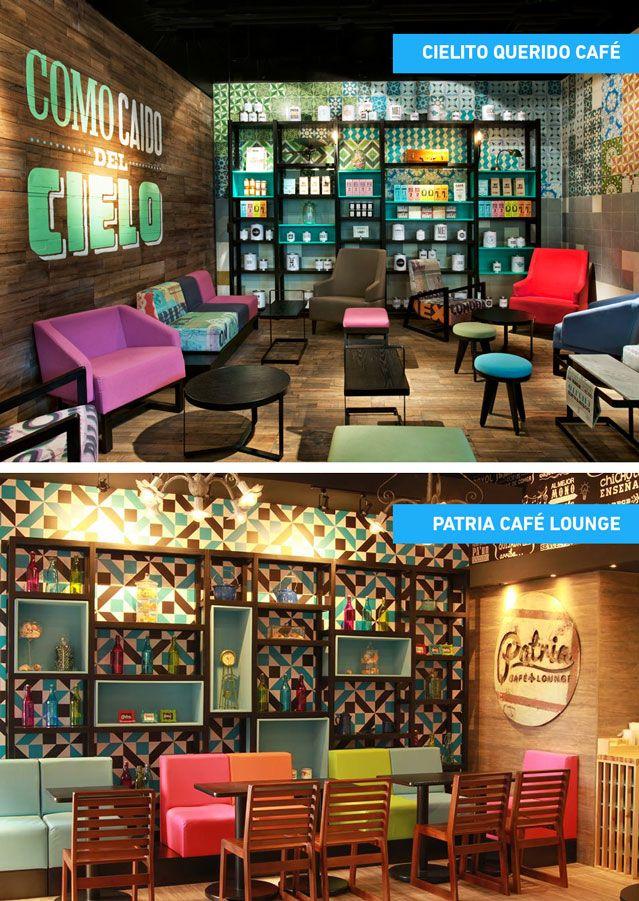 El concepto ideado por Cadena + Asociados y Héctor Esrawe para la cadena de cafeterías Cielito Querido Café en México ha gustado demasiado al rededor del mundo y varias personas no se han resistido...