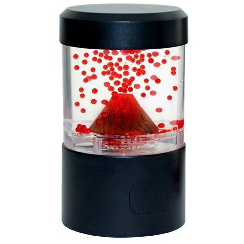 Mini Erupting Volcano Lamp Quot This Battery Operated Mini