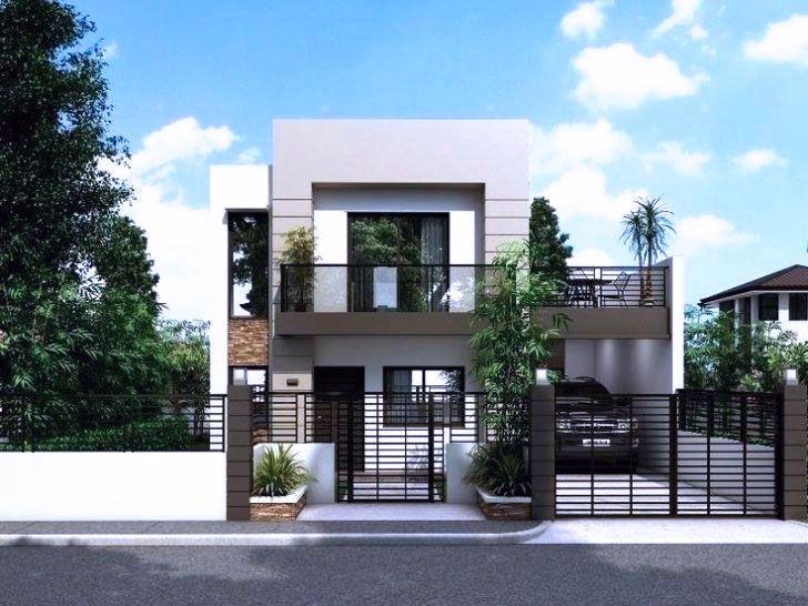 Pin Di Desain Rumah Modern