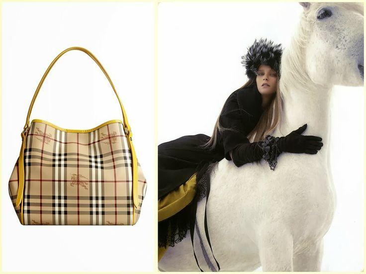 #burberry #burberrybag #bags #horses #carmenkass