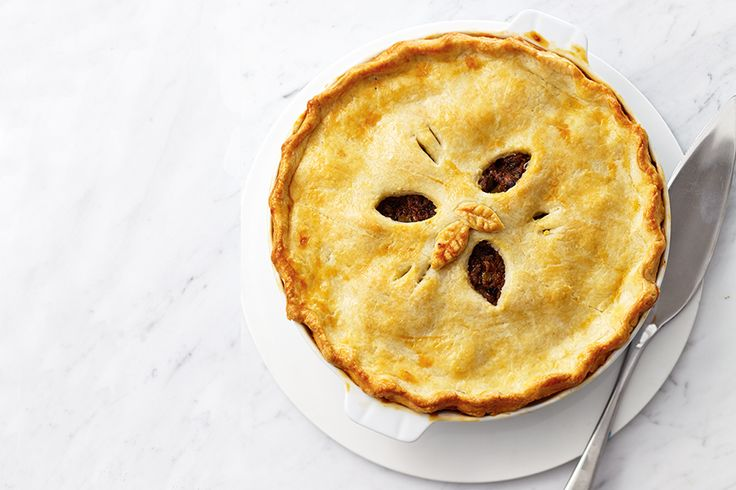 Tourtiere recipe and instructions
