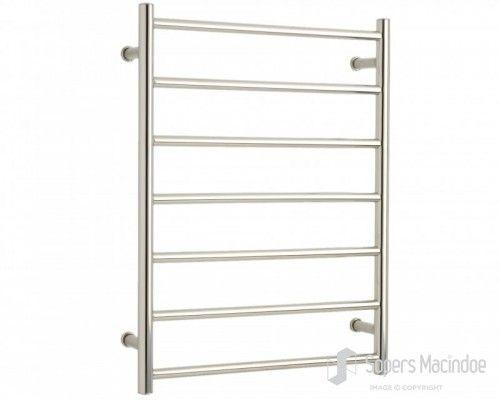 Round 7 Bar Heated Towel Ladder