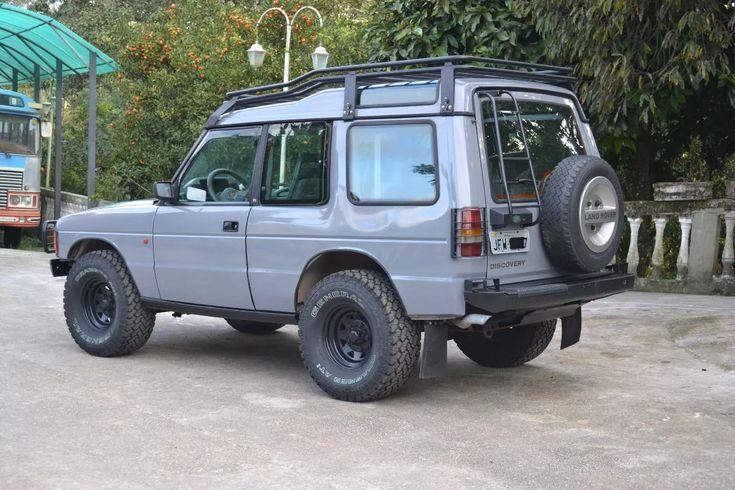 Land Rover Discovery1 2 Portas - R$ 50.000,00 em Mercado Libre