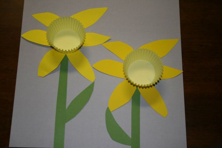 free spring craft ideas for kindergarten