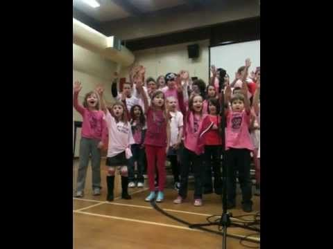 Stop! Don't Bully! A fun WITS song by an Arden Elementary teacher and his students, which they performed for their anti-bullying day in Courtenay, BC.