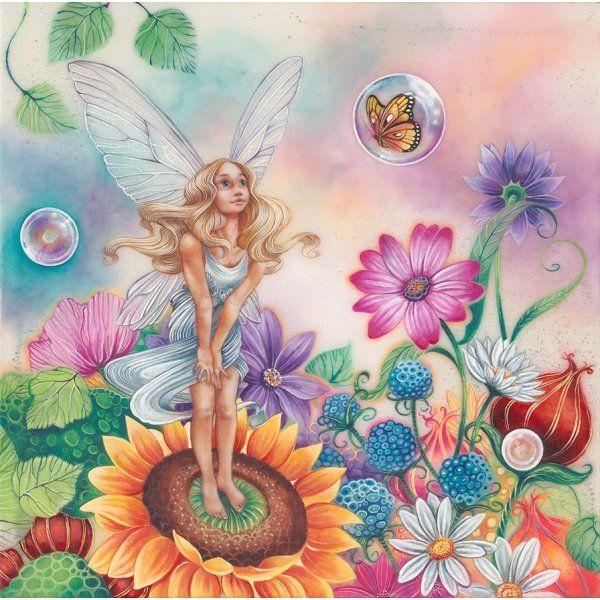 Kerry Darlington - Tinker Bell by Kerry Darlington