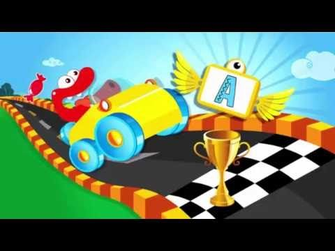 Alphabet Cartoon | Game For Kids | Kids learn ABC | Android Gameplay