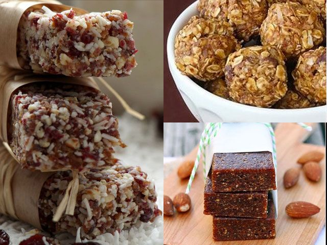 Homemade Energy Bars – Healthy Snack Recipes – ALL YOU | Deals, coupons, savings, sweepstakes and more…