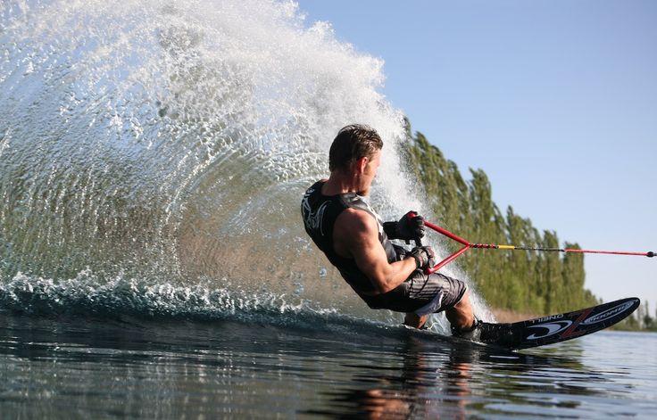 Water Ski and Wakeboard Camp