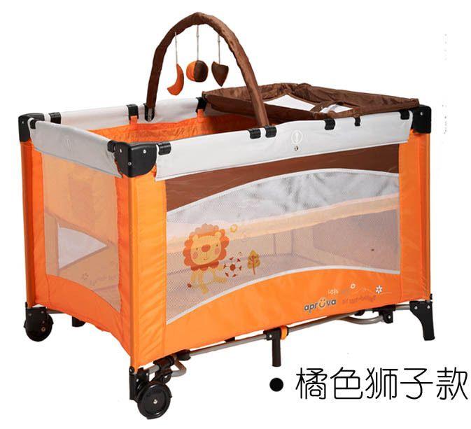 Детская кровать детская игрушка кровать складной москитная сетка пояс детская кровать - Cye1