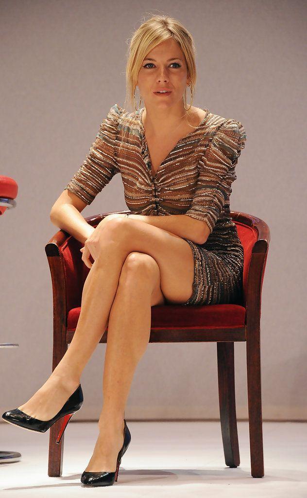 Sienna Miller - Award Ceremony Of The 21st Dinard British Film Festival