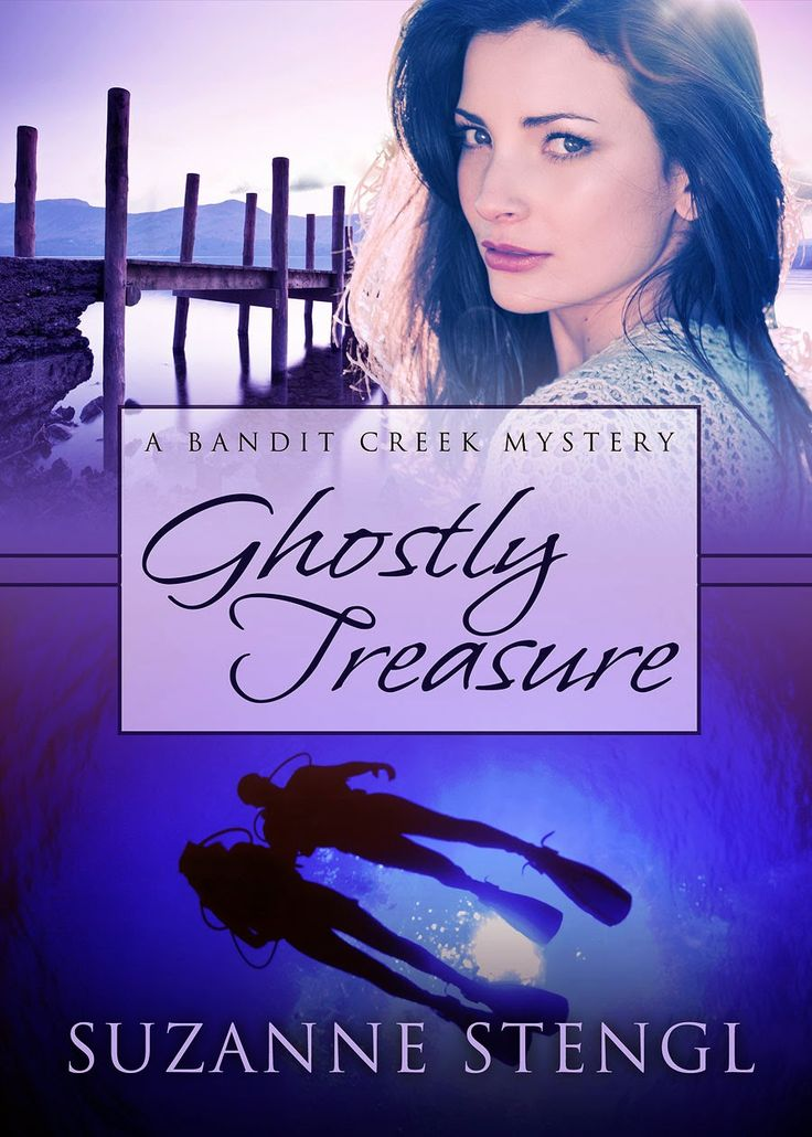 Read an excerpt from Ghostly Treasure (Bandit Creek Sweet) by Suzanne Stengl http://www.agirlandherkindle.com/2014/07/ghostly-treasure-bandit-creek-sweet-by.html