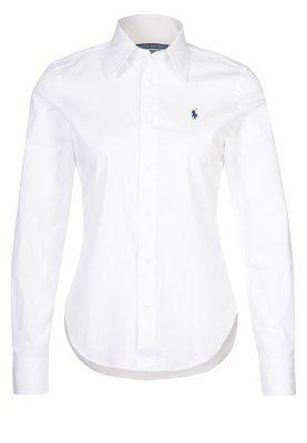 MELANIE - Skjorte - hvit