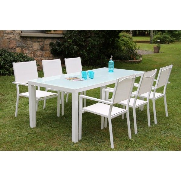 Best Table Jardin Aluminium Laque Gallery - Patriotprotection.us ...
