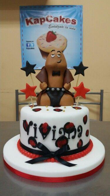DESPEDIDA DE SOLTERA CAKE