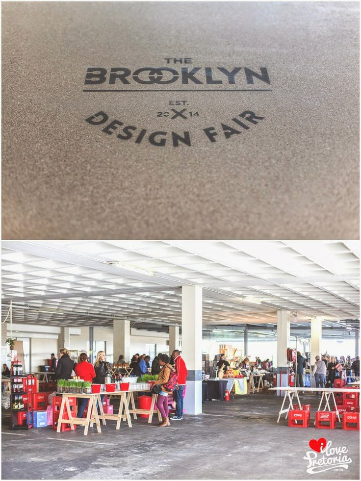 I Love Pretoria: The Brooklyn Design Fair