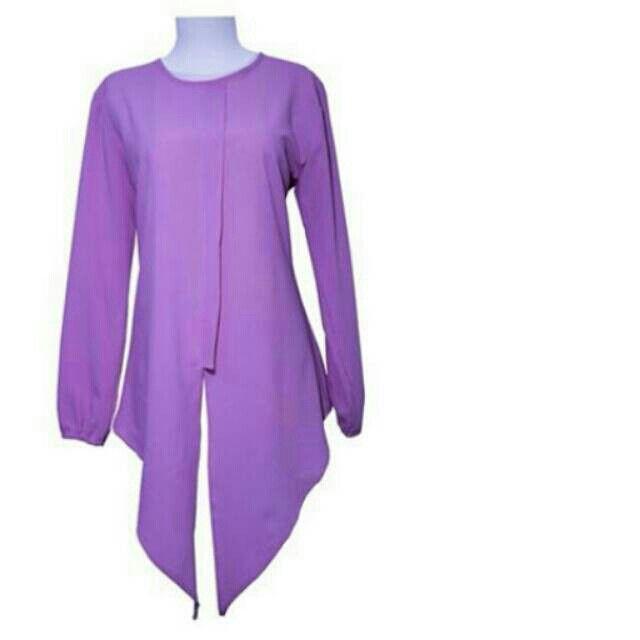 Saya menjual Blouse Tunic V soft Pink seharga Rp169.000. Dapatkan produk ini hanya di Shopee! http://shopee.co.id/yaskey_house/2623303 #ShopeeID