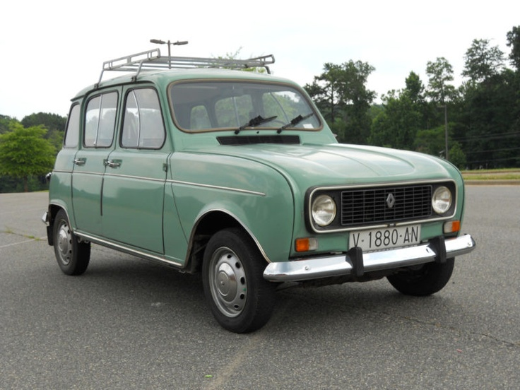 127 best Renault 4 images on Pinterest | Renault 4, Motorcycles and ...