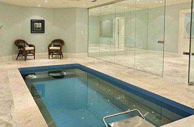 New Basement Swimming Pool Cost