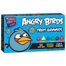 Angry Birds Gummies Blue