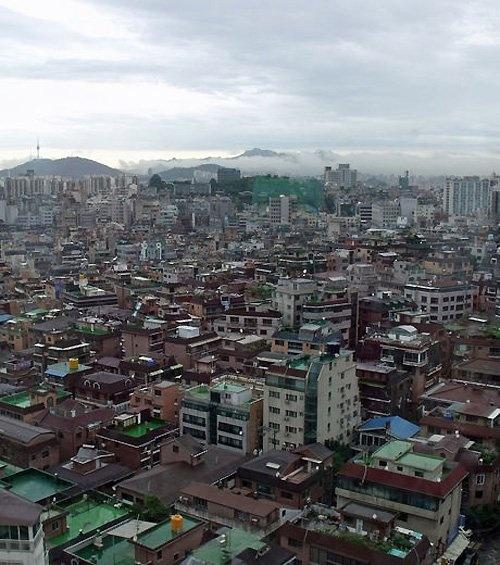 Séoul, Corée du sud    Les plus grandes villes du monde: Séoul (Corée du Sud) arrive au 3e rang, avec 22 692 652 habitants.