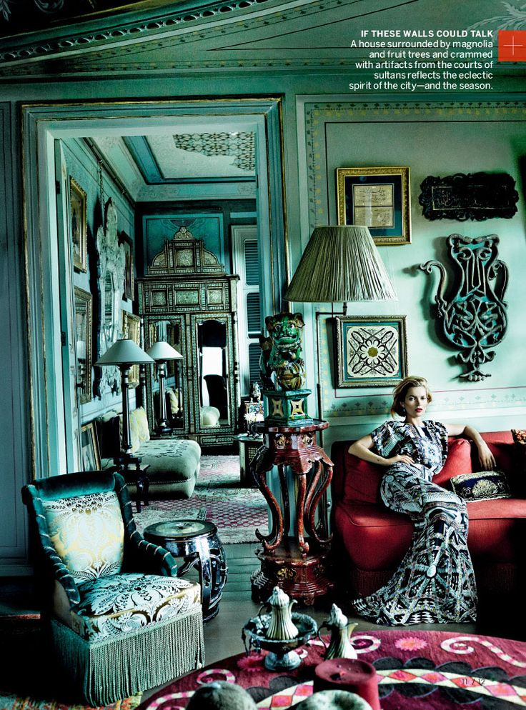 Serdar Gülgün - Vogue USA