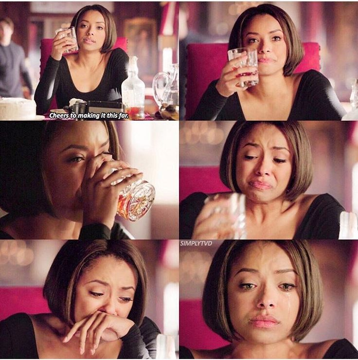 Today's feels summed up perfectly #fml #simplytvd