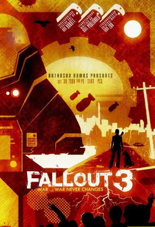 Fallout 3 #videogames