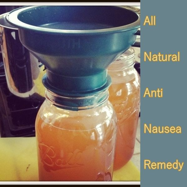 All Natural Anti Nausea Remedy - Homesteading  - The Homestead Survival .Com