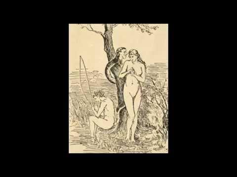 Грехопадение прародителей.  Лео Таксиль  - Забавная Библия - YouTube