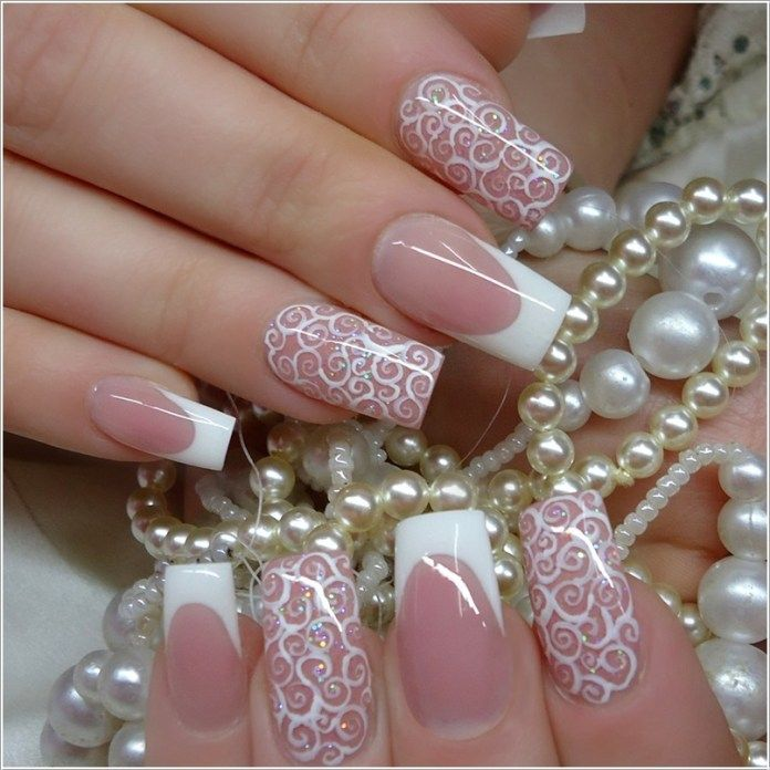 63 best wedding nail designs images on pinterest nail nail 30 elegant wedding nail designs naildesignideaz naildesign weddingnaildesign weddingnails wedding prinsesfo Image collections