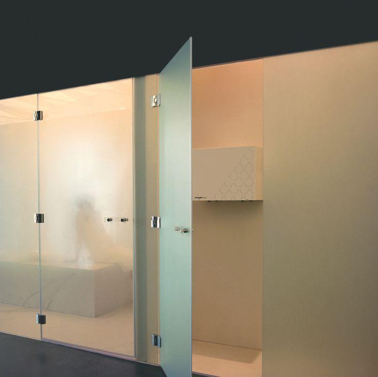 #Effegibi #Nuvola Smart Power 25 Generatore di #vapore CH 90 00 0182, CH 90 00 0187, HA 50 52 0001 | on #bathroom39.com | #hammam #sauna #spa #design