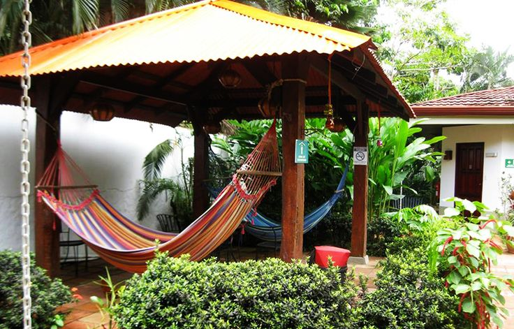 Hotel South Beach, Jacó, Puntarenas, Costa Rica. The Green Oasis of Jacó Beach. Hotel, Restaurant and Apartments located at the southern, most tranquil and beautiful part of Jacó. http://classifiedscr.com/city/jaco/listing/hotel-south-beach/