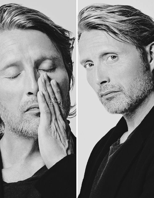 Mads & Hannibal — mikkelsenmads: On one occasion an inebriated...