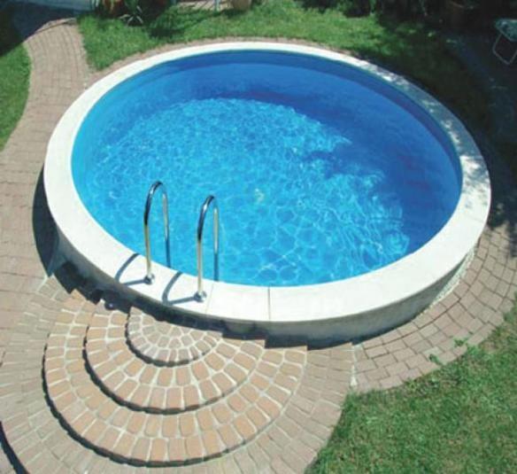 - Piscina RIO Zodiac - Le piscine circolari modello Rio uniscono alla resistenza l'estrema semplicità nel montaggio e la rapidità nell'eventuale fase di smontaggio della vasca. #Piscina # Zodiac # circolare # Relax #design