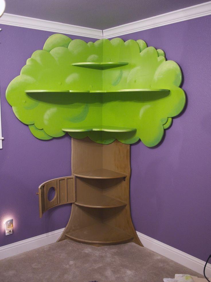 Image of Children's Tree Bookcase