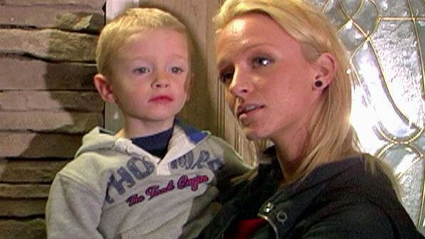 Teen Mom Photo from Season 4 Maci Bookout and her son Bentley #maci #bookout #macibookout #teen #mom #teenmom #mtv #16andpregnant