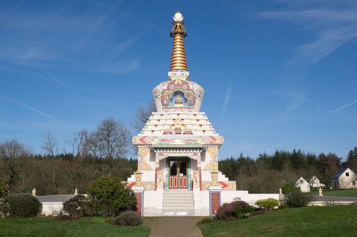 Stupa du centre