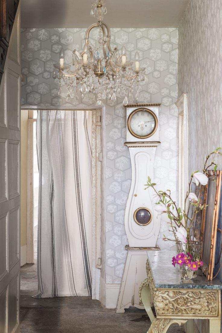 die besten 17 bilder zu wallpaper-farrow & ball available at the, Hause ideen