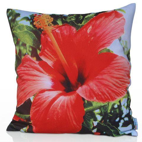 Hibiscus Cushion Cover