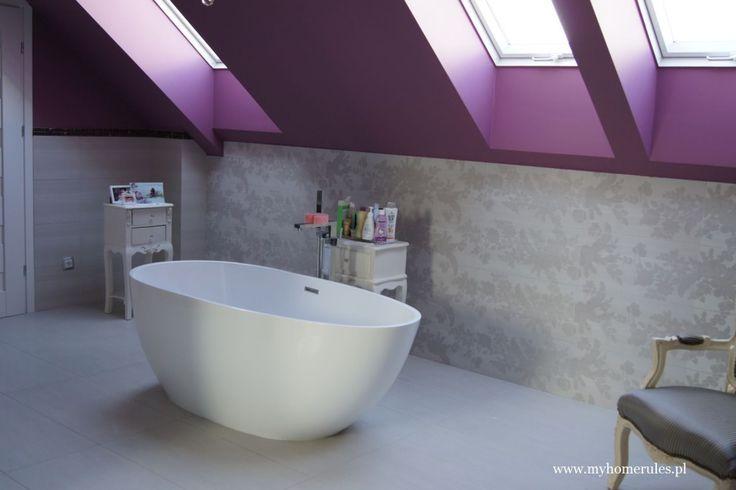 stylish bathroom bath http://myhomerules.pl/2016/02/28/na-co-zwrocic-uwage-i-czego-unikac-urzadzajac-pokoj-kapielowy/