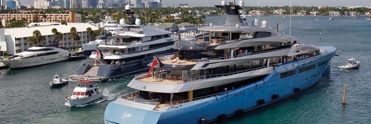 Introducing Superyacht Village, The Celebration Of The 60th Anniversary  luxurya…