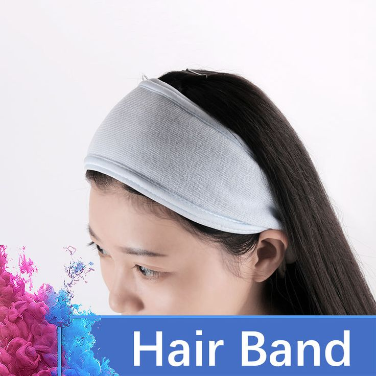 Fashion style lady Composite fiber absorbing sweat Yoga headband candy color sport sweat hair band popular hair accessories