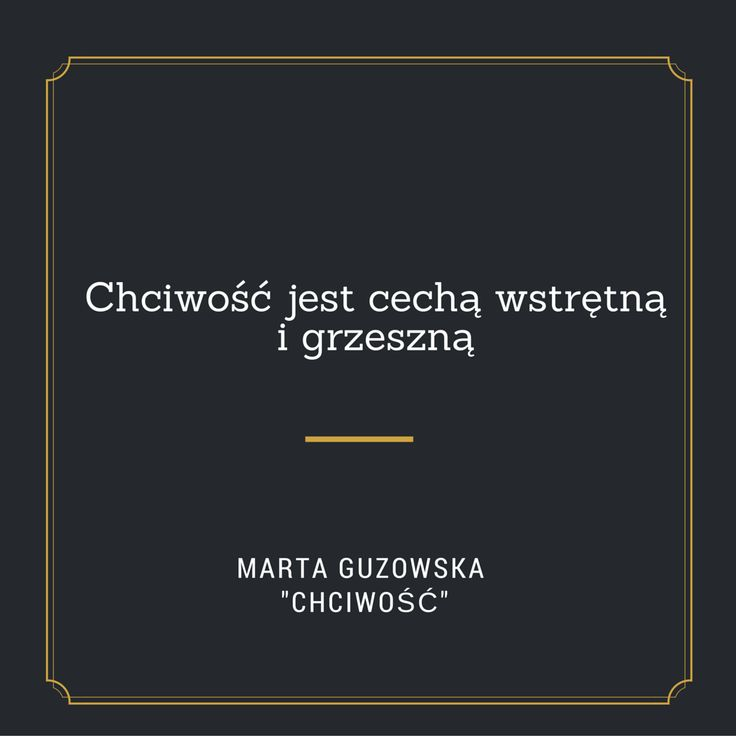 #guzowska #chciwosc #thriller