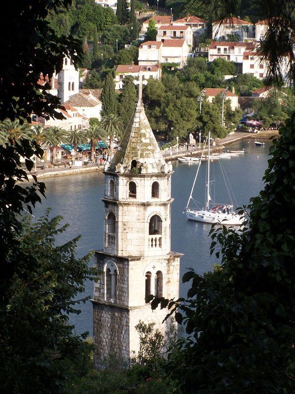 Cavtat, Croatia  -- a beautiful town!