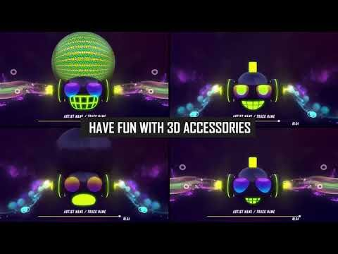 TrapWix Music Visualizer Pack (Videohive After Effects Templates)
